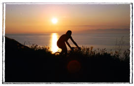 Mountain bike auf Elba: Foto Il Viottolo